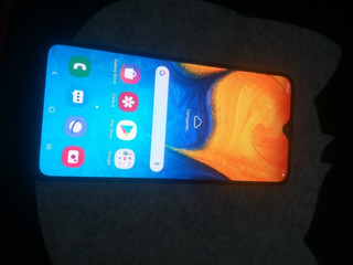 Samsung Galaxy A20 Defeito Retirar Peças
