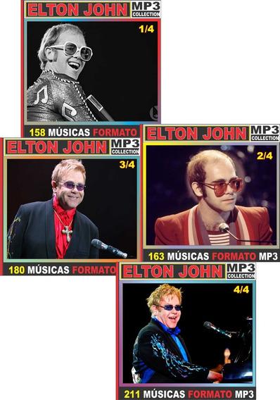 Elton John Discografia Completa 51 Cd Com 712 Músicas