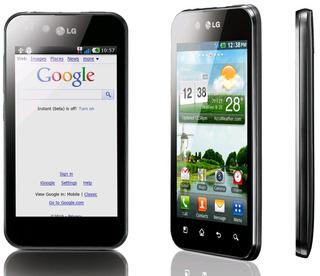 Lg P970 Optimus Desbloqueado Android Smartphone Con Cá...