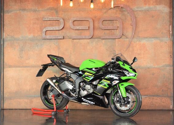 Kawasaki Ninja Zx6r - 2019/2020 Apenas 6.330kms! Único Dono!
