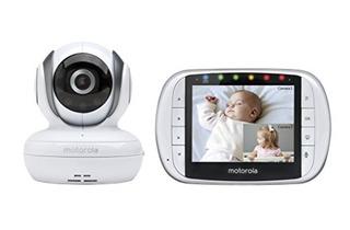 Monitor De Video Inalámbrico De Bebé Motorola