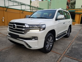 2018 Toyota Lc200 White Edition Motor 4.5 Blanco 5 Puertas