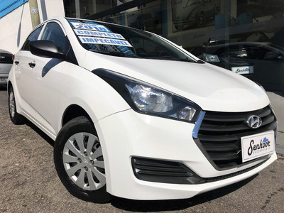 Hyundai Hb20 1.0 Flex Comfort 2018 - Branco