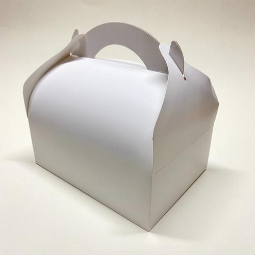 Imagen 1 de 10 de Caja Take Away Delivery Chica 22x16x15cm (x50u) 211 Bauletto