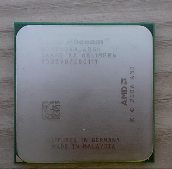 Processador Amd Phenom X4 9750, Quad Core 2.40ghz Am2+