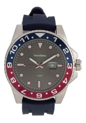 Relógio Prata Mondaine Exclusivo