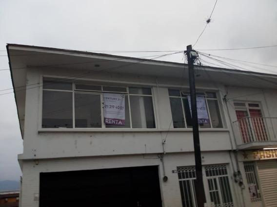 Rento Casa De 3 Recámaras Ideal Para Negocio Centro Orizaba