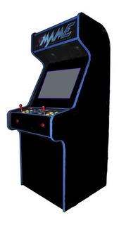 Planos Arcade Construir Maquina Consola Videojuegos (2020)