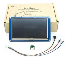 Display Lcd Touch Nextion 4.3 Pol Tft 480x272 Arduino