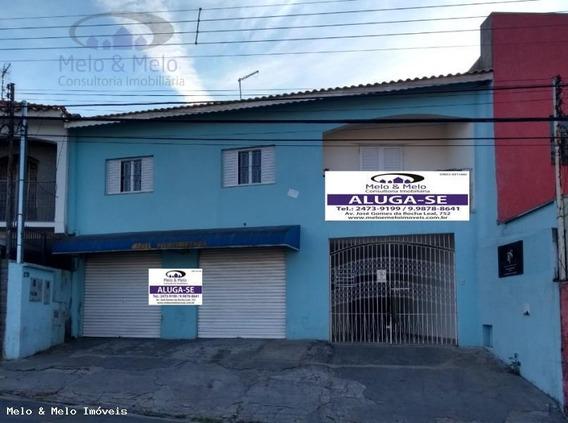 Casa Para Locação, Jardim São Cristovão - 1390_2-856905