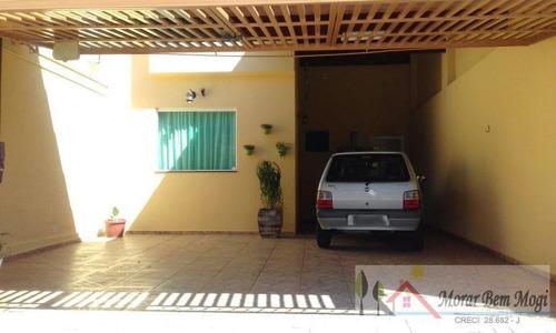 Casa Para Venda Em Mogi Das Cruzes, Vila Lavínia, 3 Dormitórios, 1 Suíte, 3 Banheiros, 3 Vagas - 3191_1-1086511