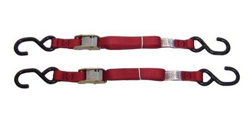 Ancra Red Gancho 66    2 Rojo