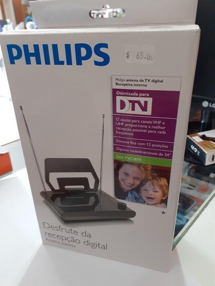 Antena De Tv Digital Philips
