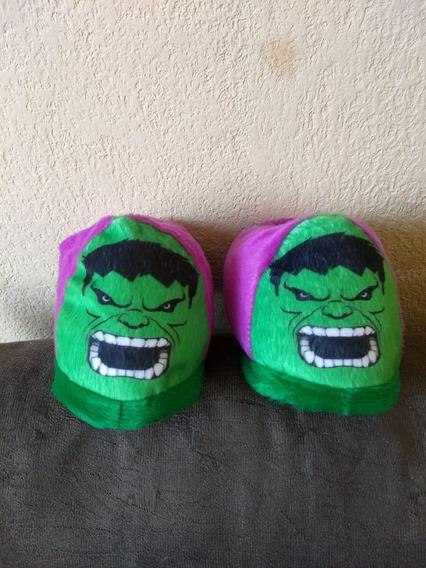 Pantufa Hulk