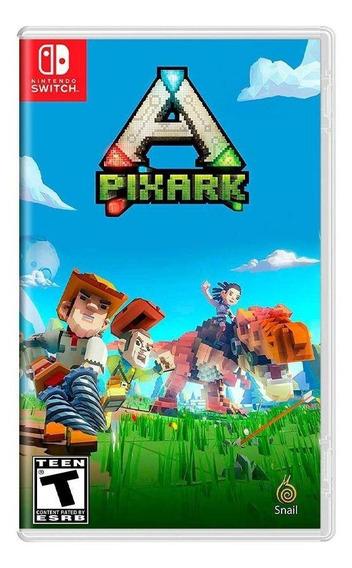 Pixark Switch Mídia Física Novo Lacrado