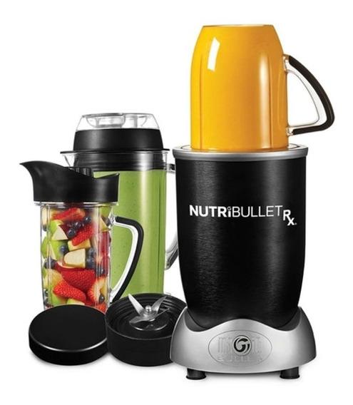 Nutribullet Rx 1700w Ideal Para Sopas Y Cremas