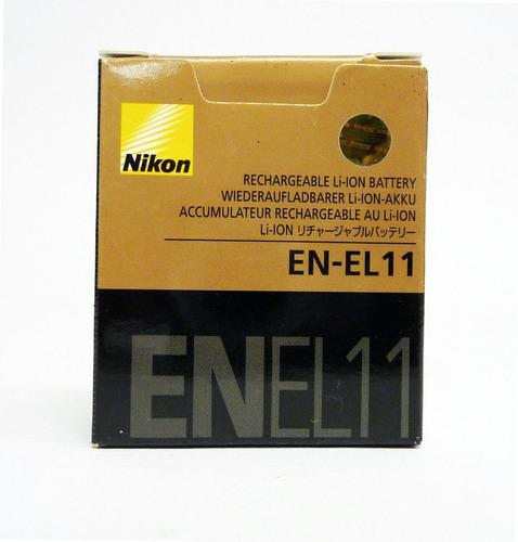 Bateria En-el11 Para Nikon Coolpix S500 S550 S560 S650 S660