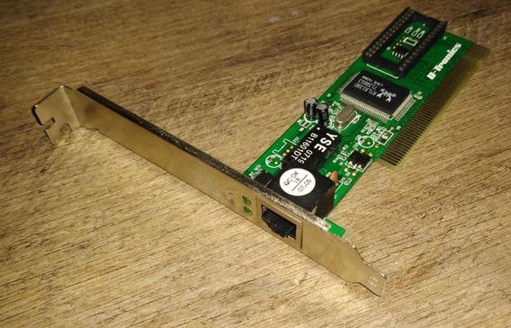 Placa De Rede Pci Ethernet 10/100 Realtek Rtl8139