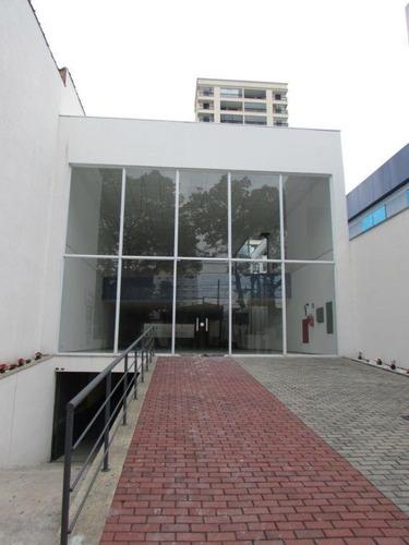 Imagem 1 de 17 de Prédio Para Alugar, 1000 M² Por R$ 34.000,00/mês - Mooca - São Paulo/sp - Pr0024