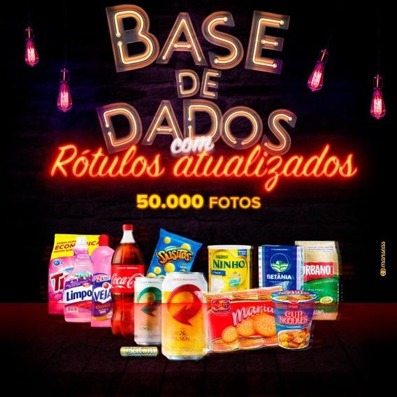 Banco De Imagens (50mil Fotos) Para Supermercados