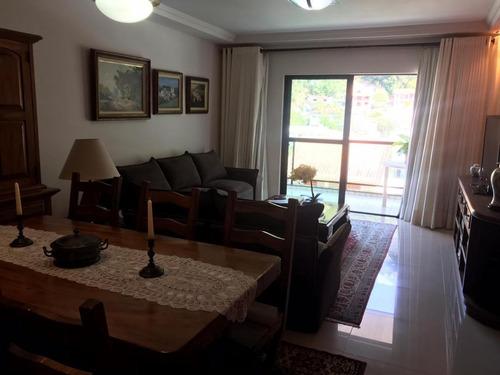 Apartamento 3 Dormitórios Para Venda Em Teresópolis, Taumaturgo, 3 Dormitórios, 1 Suíte, 3 Banheiros, 2 Vagas - A-544_2-1156574