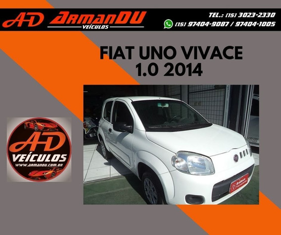 Fiat Uno 1.0 Evo Vivace 8v Flex 2p Manual