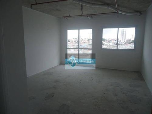 Sala Comercial Para Venda E Locação, Jardim Anália Franco, São Paulo. - Sa0010