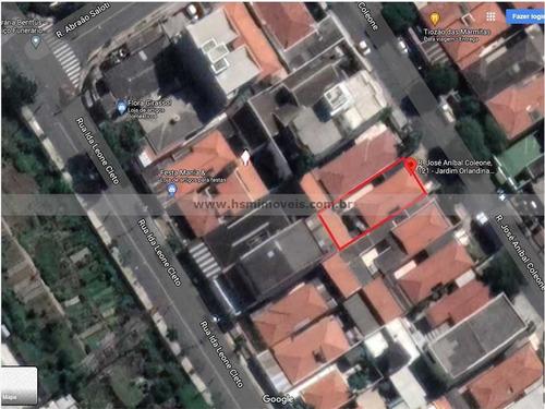 Imagem 1 de 1 de Terreno - Rudge Ramos - Sao Bernardo Do Campo - Sao Paulo  | Ref.:  - 17603