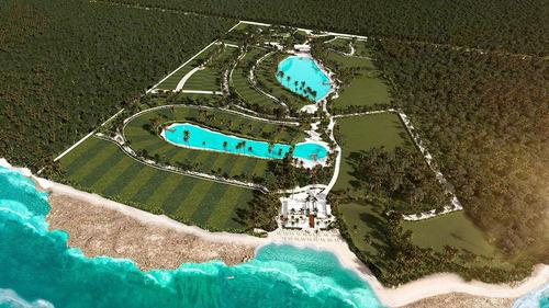 Imagen 1 de 10 de Lotes Residenciales En Venta En Paamul, Punta Paraiso, Playa Del Carmen