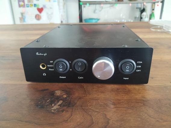 Amplificador De Auriculares / Dac - Audio Gd R2r-11
