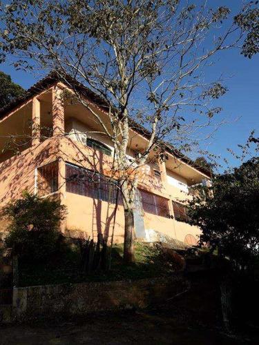 Chácara Com 6 Dorms, Mombaça, Itapecerica Da Serra - R$ 430 Mil, Cod: 4006 - V4006