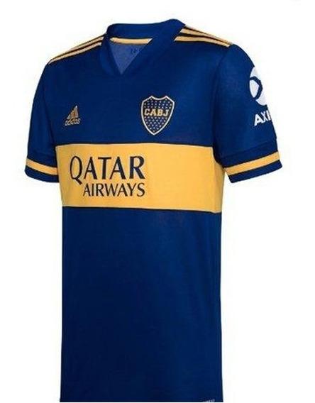 Nueva Camiseta Titular adidas Boca Juniors 2020 Original