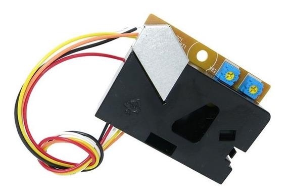Módulo Sensor De Poeira E Fumaça Dsm501a Arduino - 0044