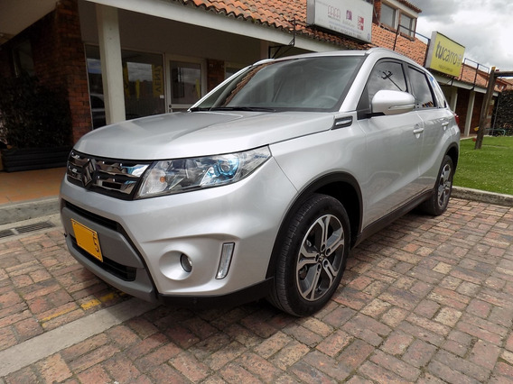 Suzuki Vitara All Grip Glx 1.6cc 4x4 At Aa