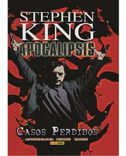 Panini Mx - Apocalipsis De Stephen King Comic Tomo 4 (de 6)