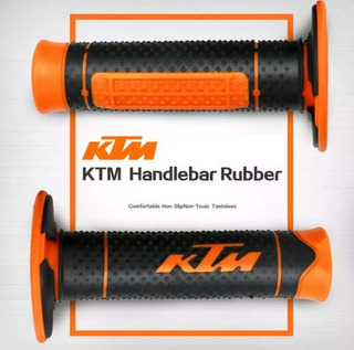 Puños Ktm Universal 7/8 22mm Grips Duke 200 250 390 690 990