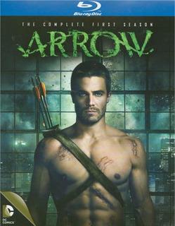 Blu-ray Arrow Season 1 / Temporada 1