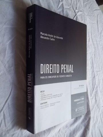 * Livro - Direito Penal - Direito