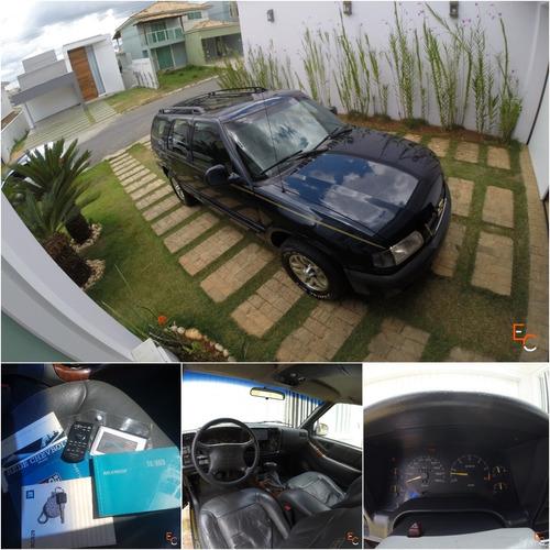 Gm - Chevrolet Blazer 4.3 Executive 4x2 V6 2000