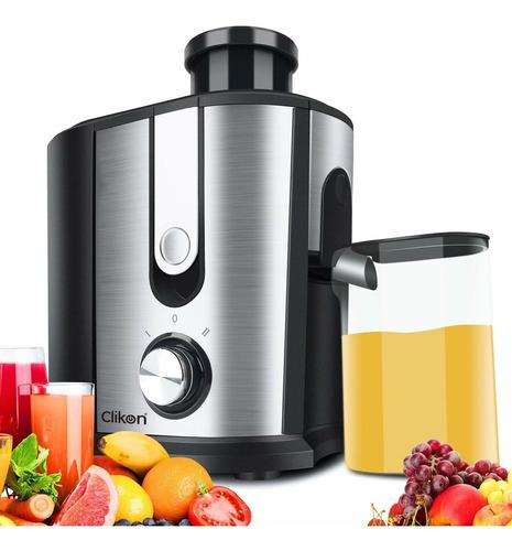 Imagen 1 de 7 de Extractor De Jugos Automatico Techvida P/ Frutas Y Verduras