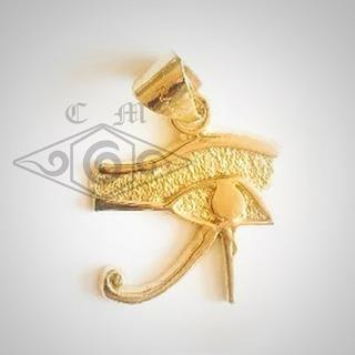 Ojo De Horus Talisman Egipcio Proteccíon Riqueza Poder Salud