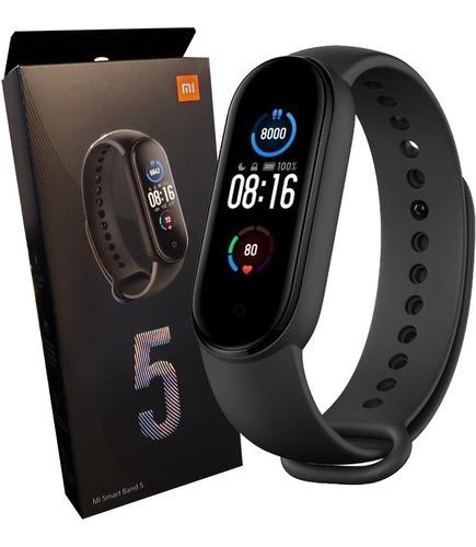 Imagen 1 de 8 de Xiaomi Mi Band 5 Smart Watch Reloj Inteligente 2020 Español