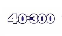 Emblema Resinado 40-300 Frontal Caminhão Volkswagen 40300