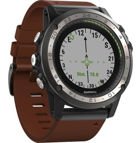 Relógio Garmin D2 Charlie Gps Aviator Navigation Watch