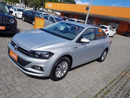 Imagem 1 de 8 de Volkswagen Virtus 1.0 200 Tsi Comfortline Automático