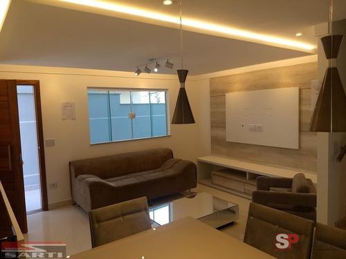 Imagem 1 de 15 de Sobrados Em Condominio Fechados Tucuruvi Lindos 3 Dorms,1 Suites, 2 A 3 Vagas 624 Mil  - St10992
