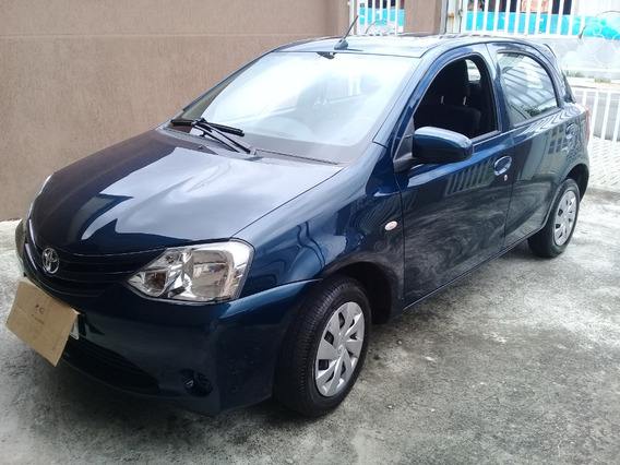 Toyota Etios Hb 1.3l At