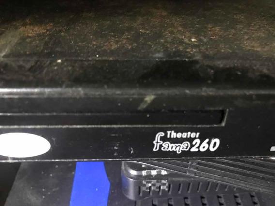 Dvd Homer Theater Britânia Fama260 Inteiro Ou Em Peças