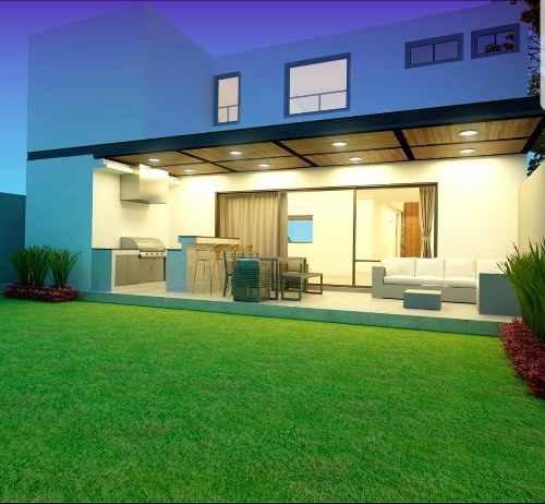 Casa En Venta En Fracc. Laderas Tamarindo - Zona Sur-carreta Nacional (ja) Monterrey, N. L.