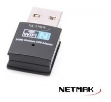 Placa De Red Usb Wifi 300mbps Nano Nm-cs300 Netmak
